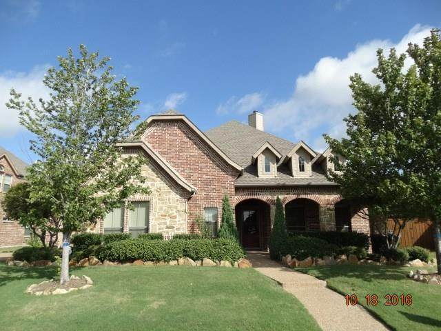 1421 Cedar Lake Drive, Prosper, TX 75078 (MLS #14387584) :: Tenesha Lusk Realty Group