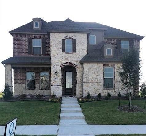 8471 Amethyst Lane, Frisco, TX 75034 (MLS #14387965) :: The Kimberly Davis Group