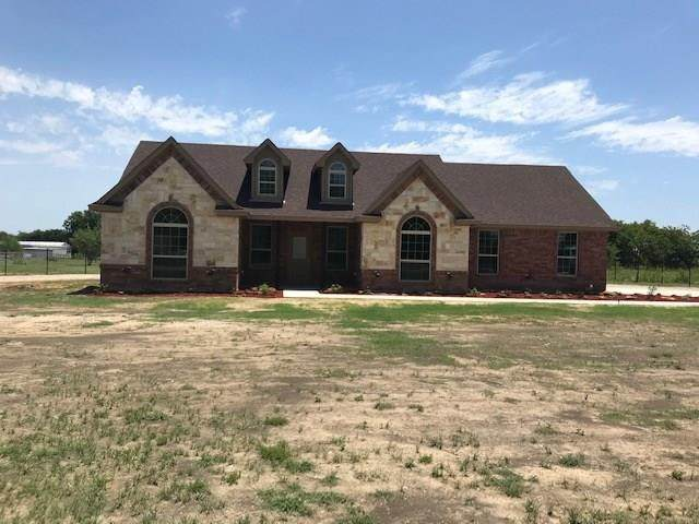 8008 Prairie Hill Ctr, Alvarado, TX 76009 (MLS #14387967) :: Team Tiller