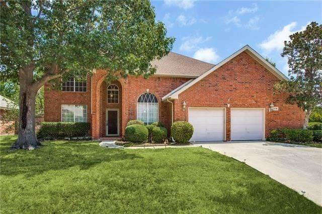 2108 Nottingham Street, Flower Mound, TX 75028 (MLS #14388857) :: The Kimberly Davis Group