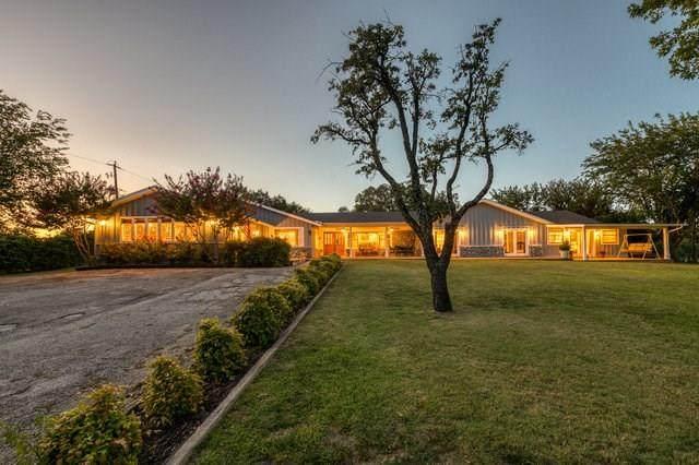 10324 Westridge Road, Fort Worth, TX 76126 (MLS #14389985) :: The Hornburg Real Estate Group