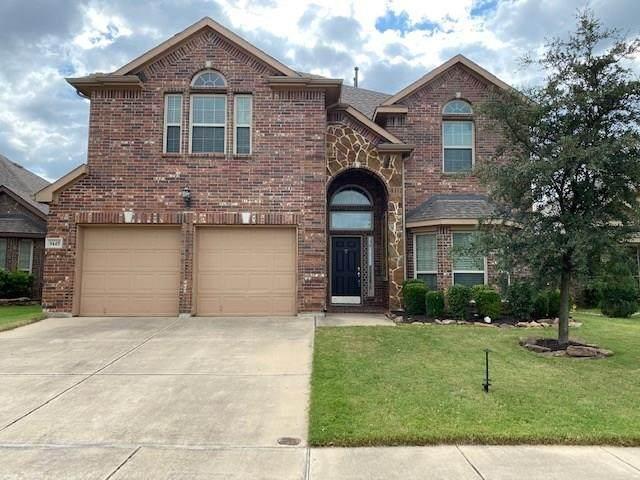 9445 Saltbrush Street, Fort Worth, TX 76177 (MLS #14392784) :: The Heyl Group at Keller Williams