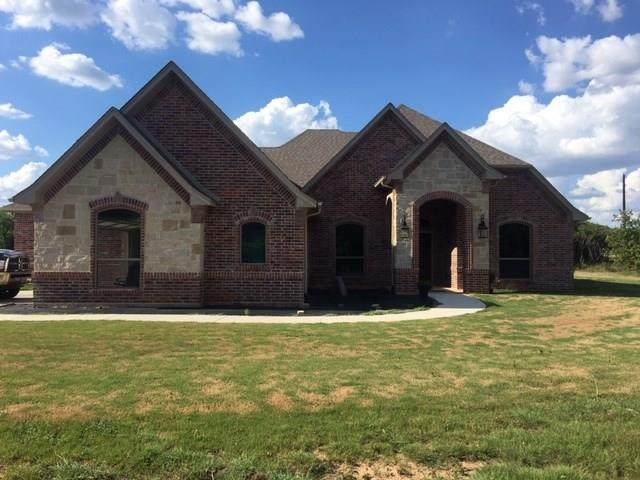 522 County Road 3386, Paradise, TX 76073 (MLS #14398292) :: The Heyl Group at Keller Williams