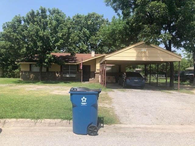 407 Church Street, Valley View, TX 76272 (MLS #14399448) :: Trinity Premier Properties
