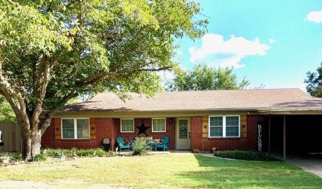 1007 Simpson Drive, Mineral Wells, TX 76067 (MLS #14401447) :: The Heyl Group at Keller Williams
