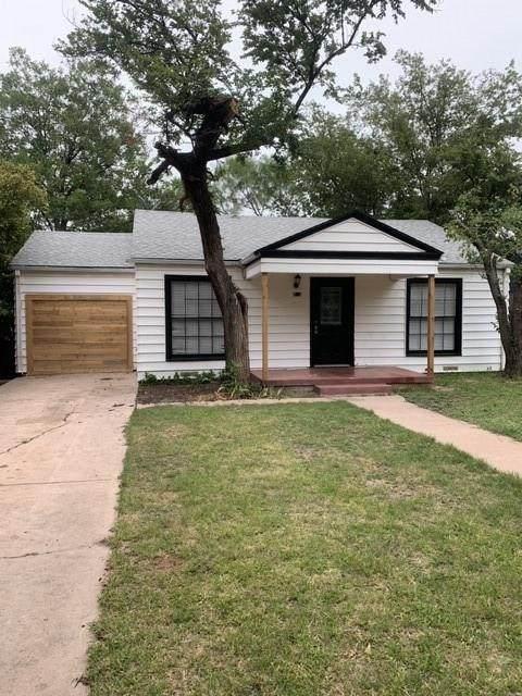 773 Sammons Street, Abilene, TX 79605 (MLS #14402179) :: North Texas Team | RE/MAX Lifestyle Property