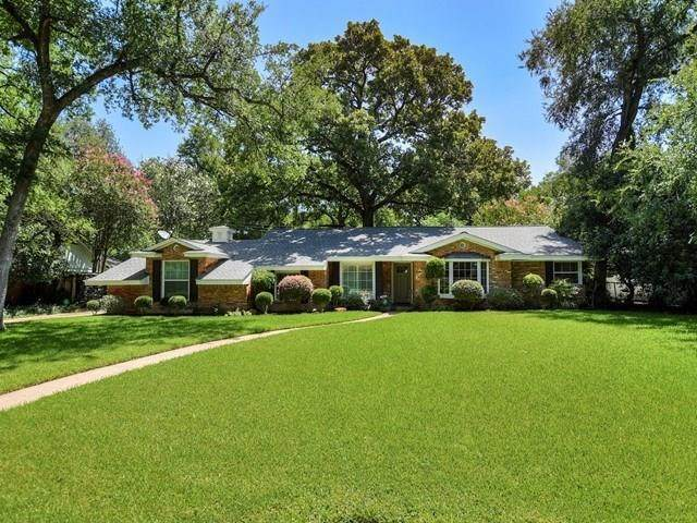 3217 Spanish Oak Drive, Fort Worth, TX 76109 (MLS #14402609) :: Team Tiller