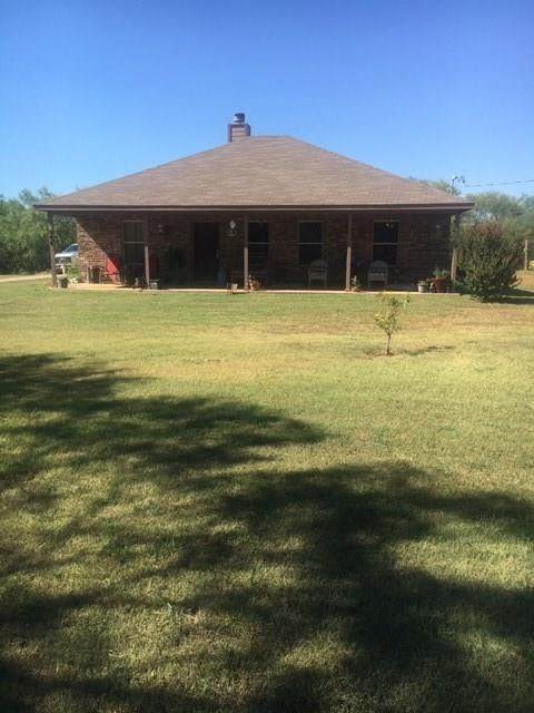 390 Johnston Lane, Perrin, TX 76486 (MLS #14402992) :: The Hornburg Real Estate Group