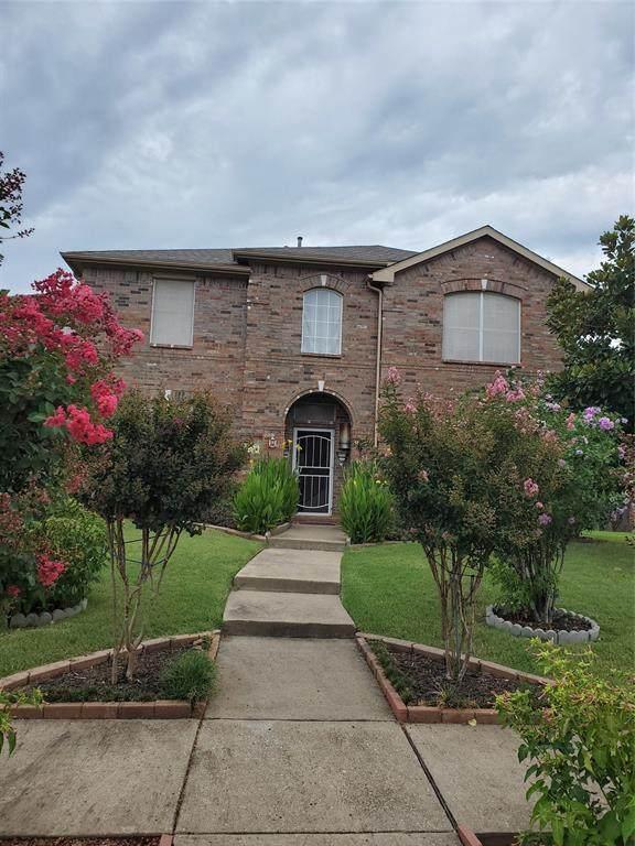 1005 Hampstead Drive, Mesquite, TX 75181 (MLS #14403250) :: The Heyl Group at Keller Williams