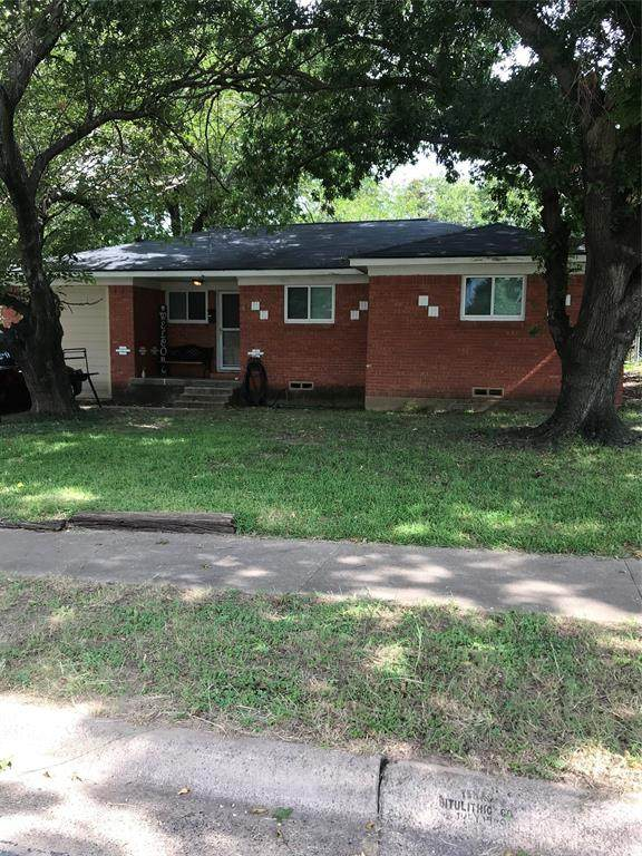 307 Cypress Street, Duncanville, TX 75137 (MLS #14403625) :: Hargrove Realty Group