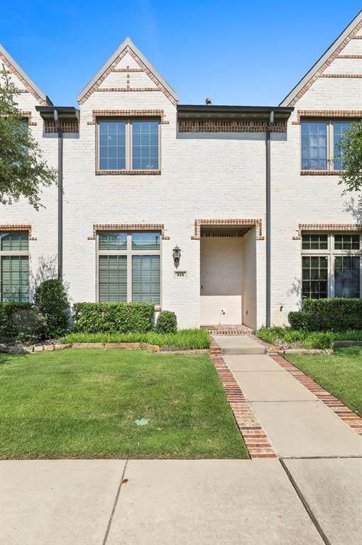 818 Milton Way, Coppell, TX 75019 (MLS #14404004) :: The Daniel Team
