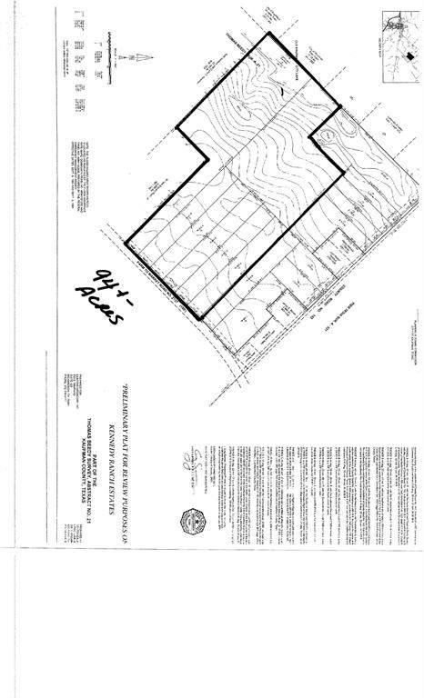 TBD 93 Hwy 34, Kaufman, TX 75142 (MLS #14404203) :: RE/MAX Pinnacle Group REALTORS