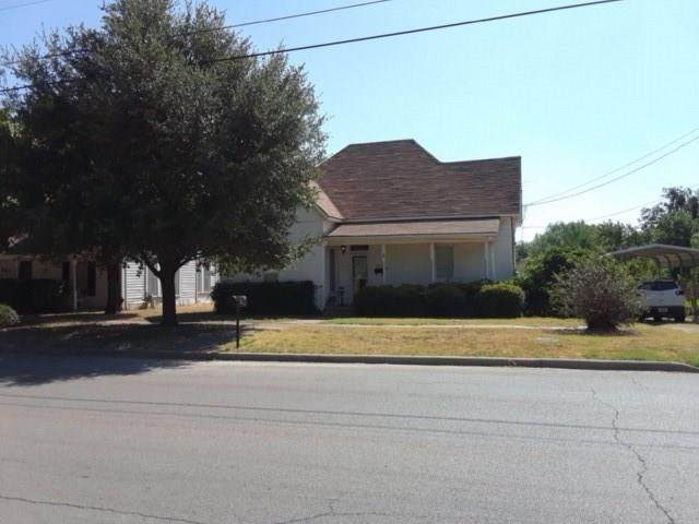 507 SW 5th Avenue, Mineral Wells, TX 76067 (MLS #14404474) :: The Property Guys