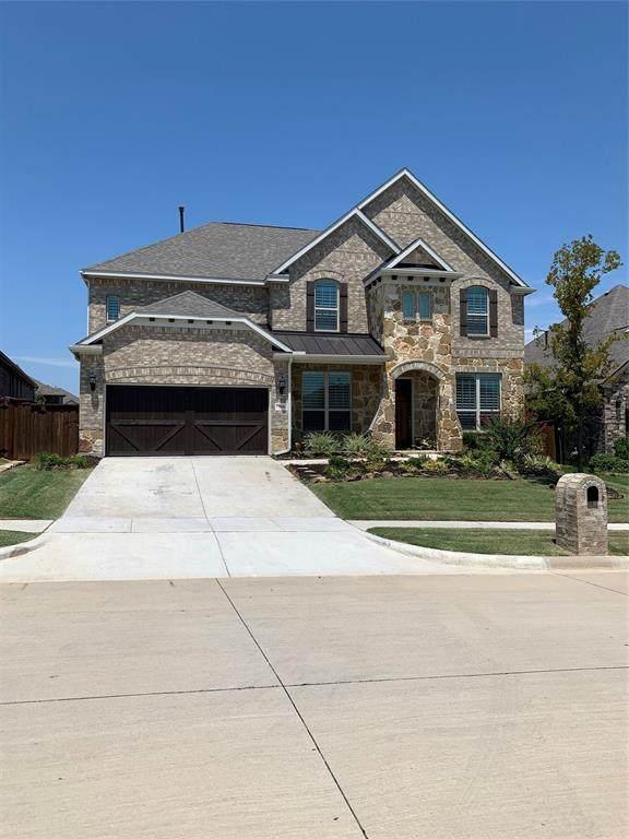 309 Green Valley Drive, Mckinney, TX 75071 (MLS #14404521) :: The Chad Smith Team