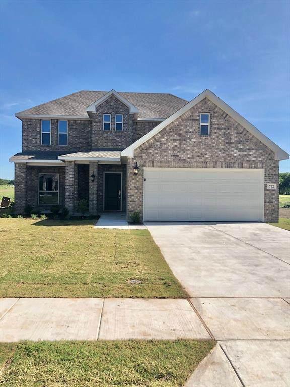 234 Teakwood Drive, Princeton, TX 75407 (MLS #14405488) :: Maegan Brest | Keller Williams Realty