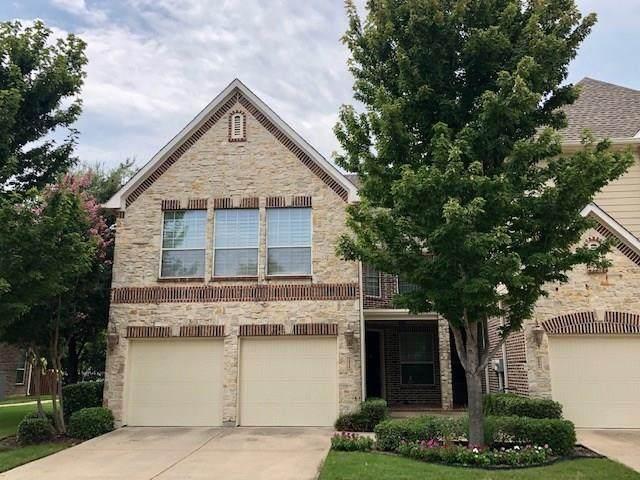 2948 Sicily Way #1201, Lewisville, TX 75067 (MLS #14405568) :: Frankie Arthur Real Estate