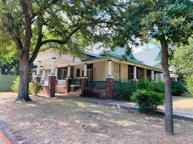 1201 NW 4th Avenue NW, Mineral Wells, TX 76067 (MLS #14405695) :: The Heyl Group at Keller Williams