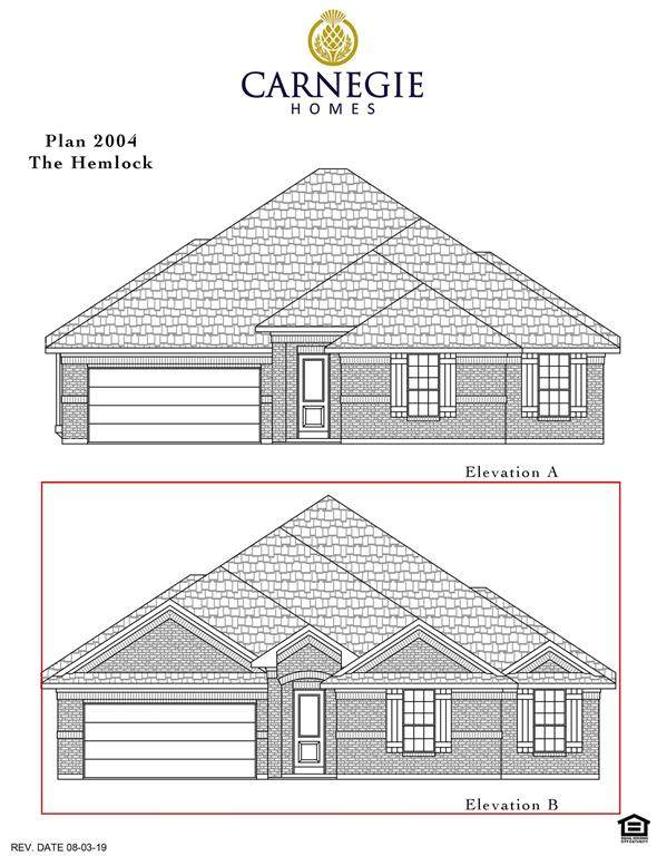 1811 Westhill, Cleburne, TX 76033 (MLS #14406142) :: Real Estate By Design