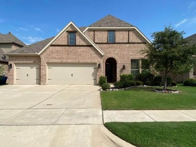 2701 Oak Blossom Drive, Mckinney, TX 75071 (MLS #14406474) :: NewHomePrograms.com LLC