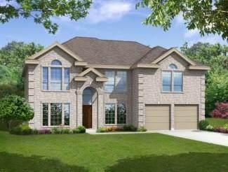 6036 Oakmere Lane, Celina, TX 75009 (MLS #14406545) :: The Heyl Group at Keller Williams