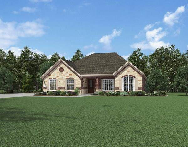 107 Kingwood Drive, Krugerville, TX 76227 (MLS #14408316) :: The Kimberly Davis Group