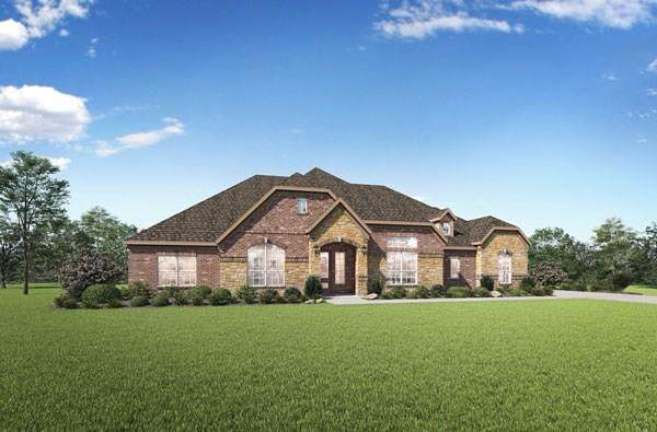 106 Willow Oak Drive, Krugerville, TX 76227 (MLS #14408498) :: The Kimberly Davis Group