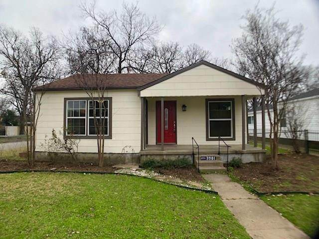 3901 Alamo Avenue, Fort Worth, TX 76107 (MLS #14408739) :: Frankie Arthur Real Estate