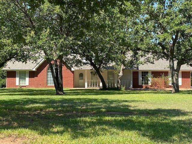 596 Timber Ridge Lake Road, Graham, TX 76450 (MLS #14409377) :: The Heyl Group at Keller Williams