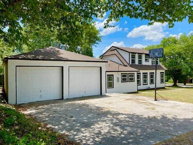 701 S Miller Street, Decatur, TX 76234 (MLS #14409531) :: The Good Home Team