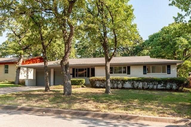 7133 Robinhood Lane, Fort Worth, TX 76112 (MLS #14409742) :: Real Estate By Design