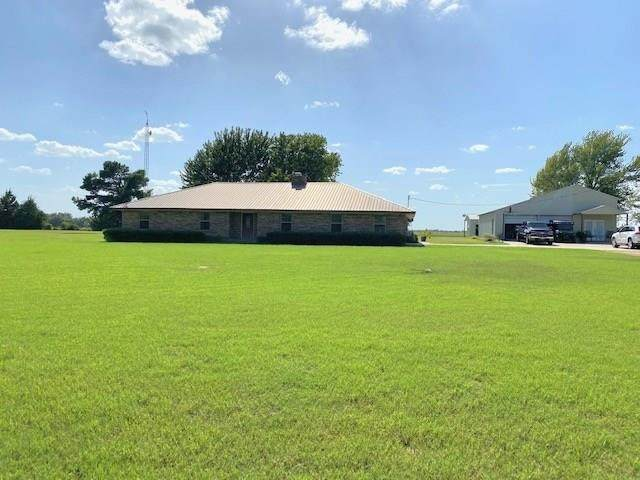 395 County Road 33080, Sumner, TX 75486 (MLS #14410824) :: Hargrove Realty Group