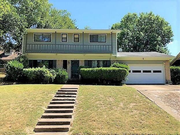 2739 Ripplewood Drive, Dallas, TX 75228 (MLS #14410864) :: Frankie Arthur Real Estate