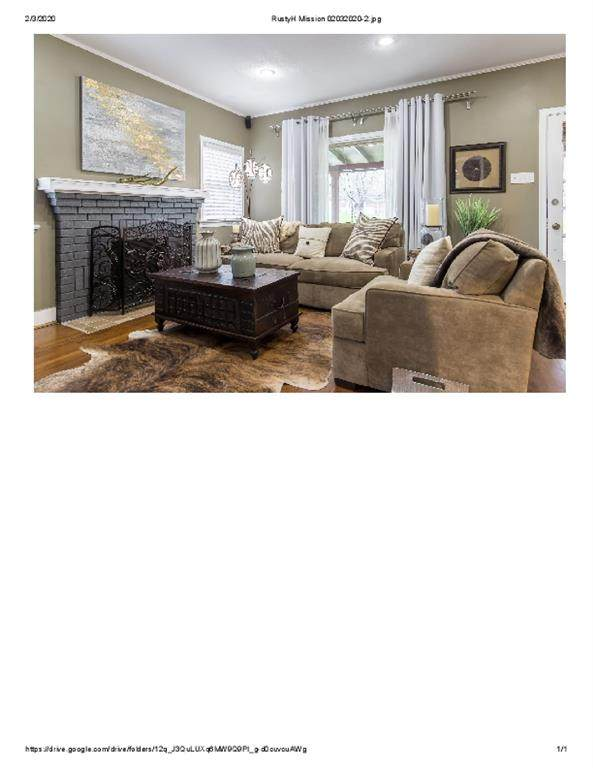 5207 Mission Avenue, Dallas, TX 75206 (MLS #14410873) :: The Heyl Group at Keller Williams