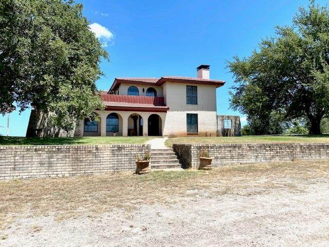 80 County Road 508, Goldthwaite, TX 76844 (MLS #14411249) :: Hargrove Realty Group