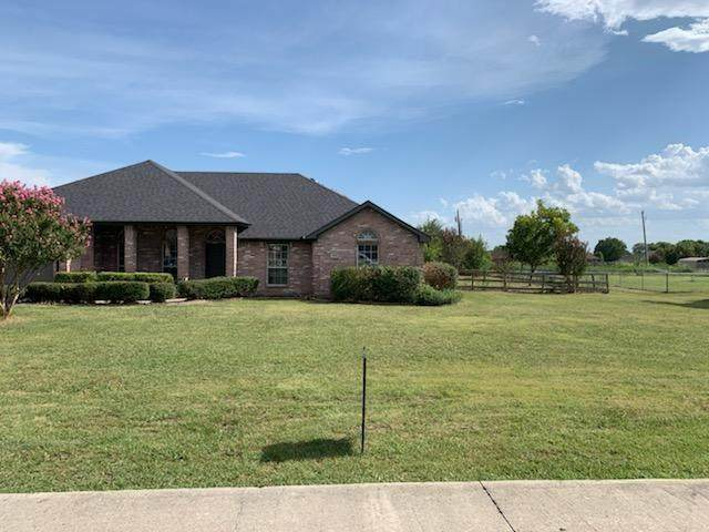 990 Overland Drive, Lowry Crossing, TX 75069 (MLS #14412292) :: Century 21 Judge Fite Company