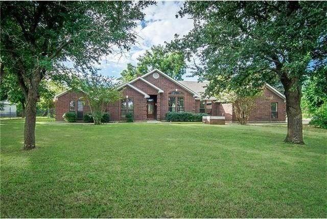 3110 Fannin Road, Melissa, TX 75454 (MLS #14412356) :: The Mitchell Group