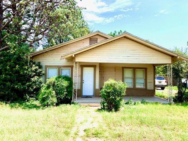 1341 Hickory Street, Abilene, TX 79601 (MLS #14412638) :: The Mitchell Group