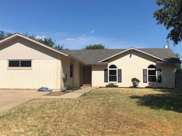 3013 Choctaw Trail, Fort Worth, TX 76116 (MLS #14413485) :: The Mitchell Group