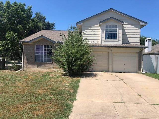 1401 Beckwith Drive, Arlington, TX 76018 (MLS #14413863) :: Century 21 Judge Fite Company
