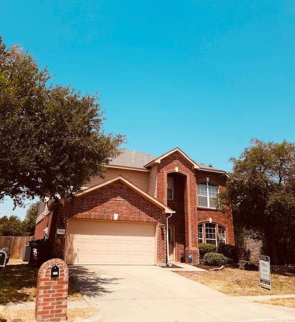 253 Heritage Drive, Crowley, TX 76036 (MLS #14414121) :: The Heyl Group at Keller Williams