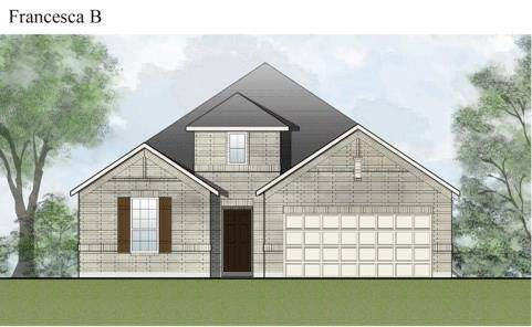 14308 Spitfire Trail, Fort Worth, TX 76262 (MLS #14417486) :: The Mitchell Group