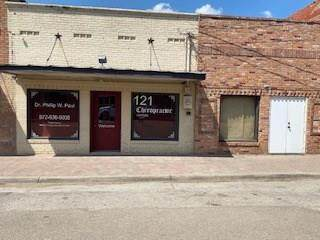 121 S Arch Street, Royse City, TX 75189 (MLS #14420195) :: All Cities USA Realty