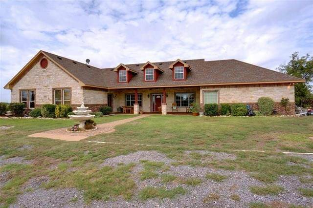 330 Country Place Road, Weatherford, TX 76087 (MLS #14420617) :: The Mauelshagen Group