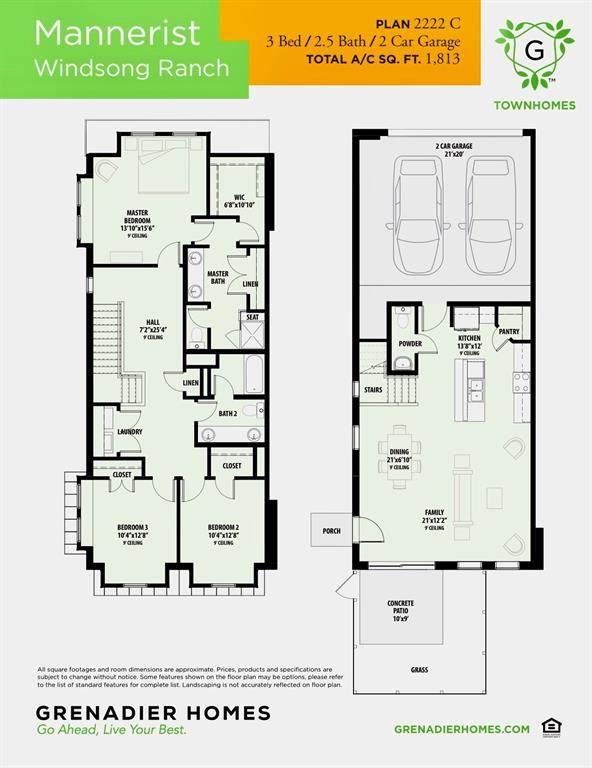 3711 Pine Leaf Lane, Prosper, TX 75078 (MLS #14422194) :: Trinity Premier Properties