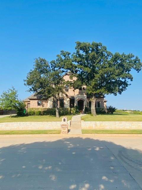 1505 Briar Crossing Drive, Decatur, TX 76234 (MLS #14423297) :: The Kimberly Davis Group