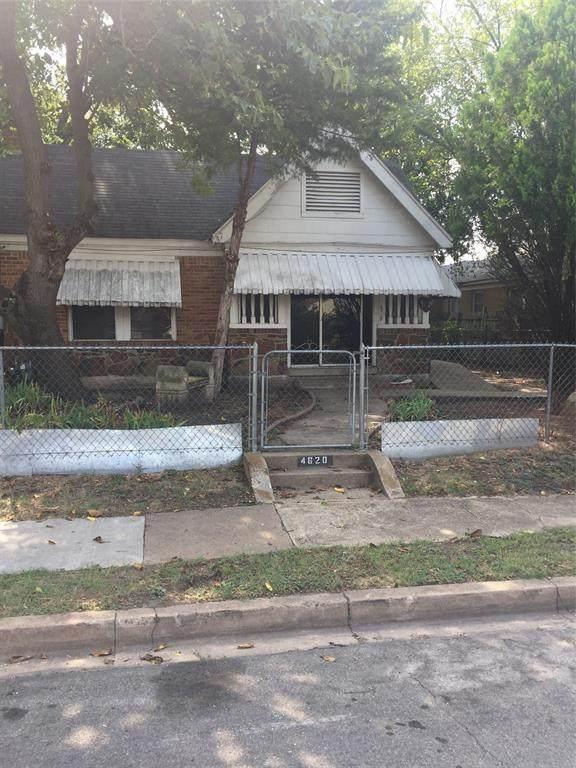 4620 Capitol Avenue, Dallas, TX 75204 (MLS #14424509) :: The Property Guys
