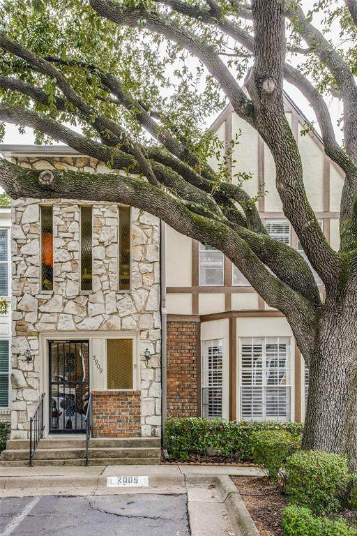 5909 Copperwood Lane #1139, Dallas, TX 75248 (MLS #14425787) :: The Mitchell Group