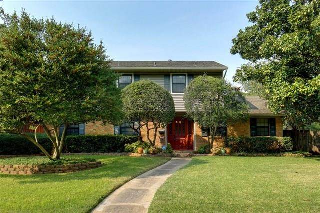 832 Northlake Drive, Richardson, TX 75080 (MLS #14426011) :: Team Hodnett