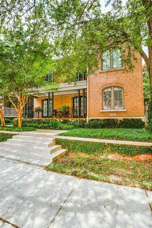 2504 State Street, Dallas, TX 75201 (MLS #14426797) :: The Hornburg Real Estate Group