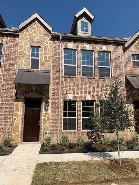 2431 Klamath Drive, Lewisville, TX 75056 (MLS #14427007) :: Trinity Premier Properties